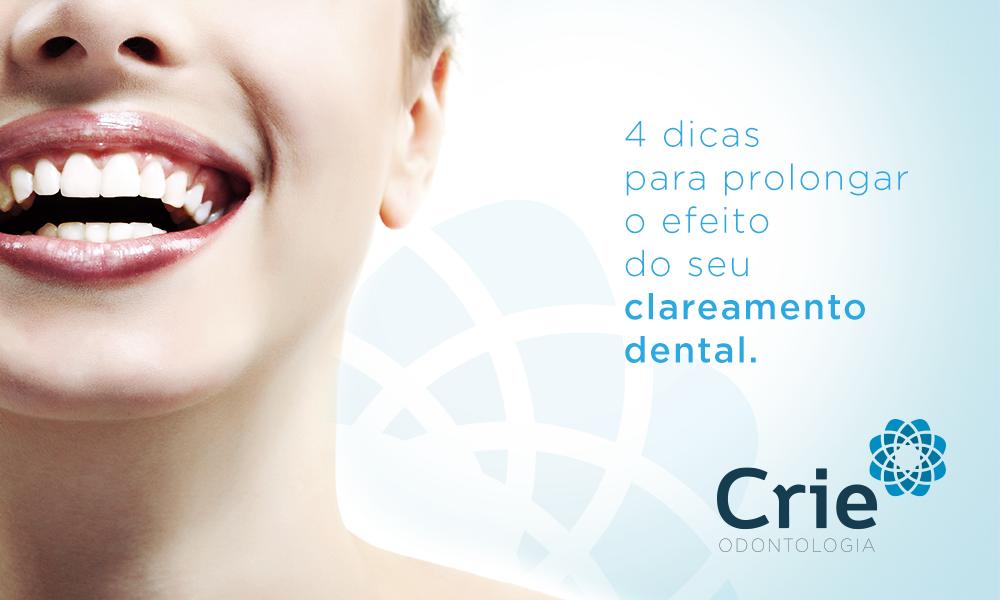 Clareamento Dental Aprenda 4 Dicas Para Prolongar Seu Efeito Crie